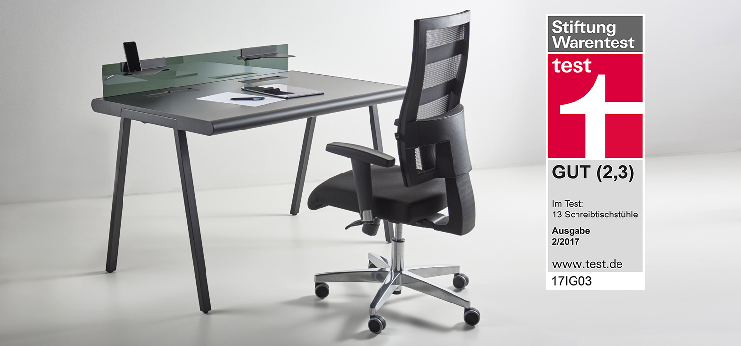 Bürostuhl Test Topstar Gmbh X Pander The Swivel Chair For Experiences