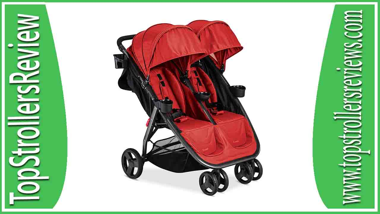 Combi Double Stroller Side By Side Combi Fold N Go Double Stroller Review