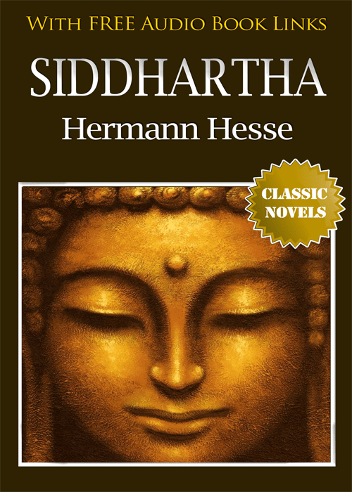 good books to read, bet selling books, Siddhartha – Hermann Hesse