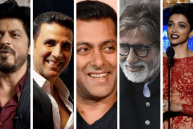 Top 10 highest paid bollywood actors  Forbes List 2017 Released