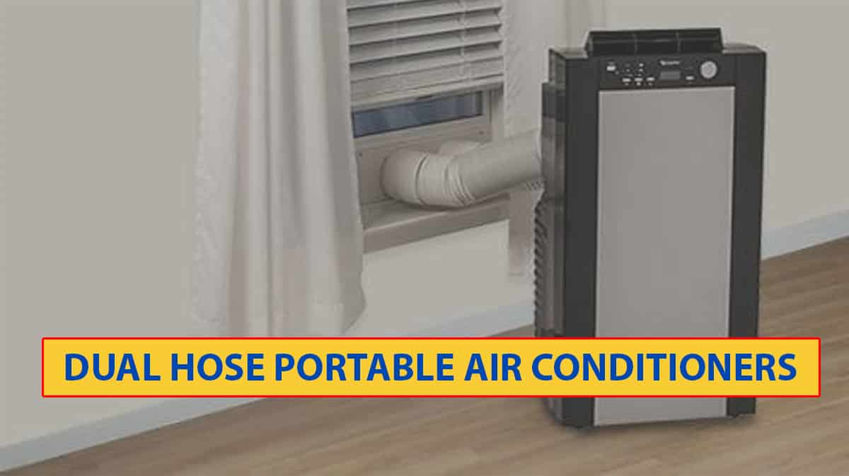 Vertical Window Air Conditioner Canada Best Dual Hose Portable Air Conditioners In 2019 Reviews Guide