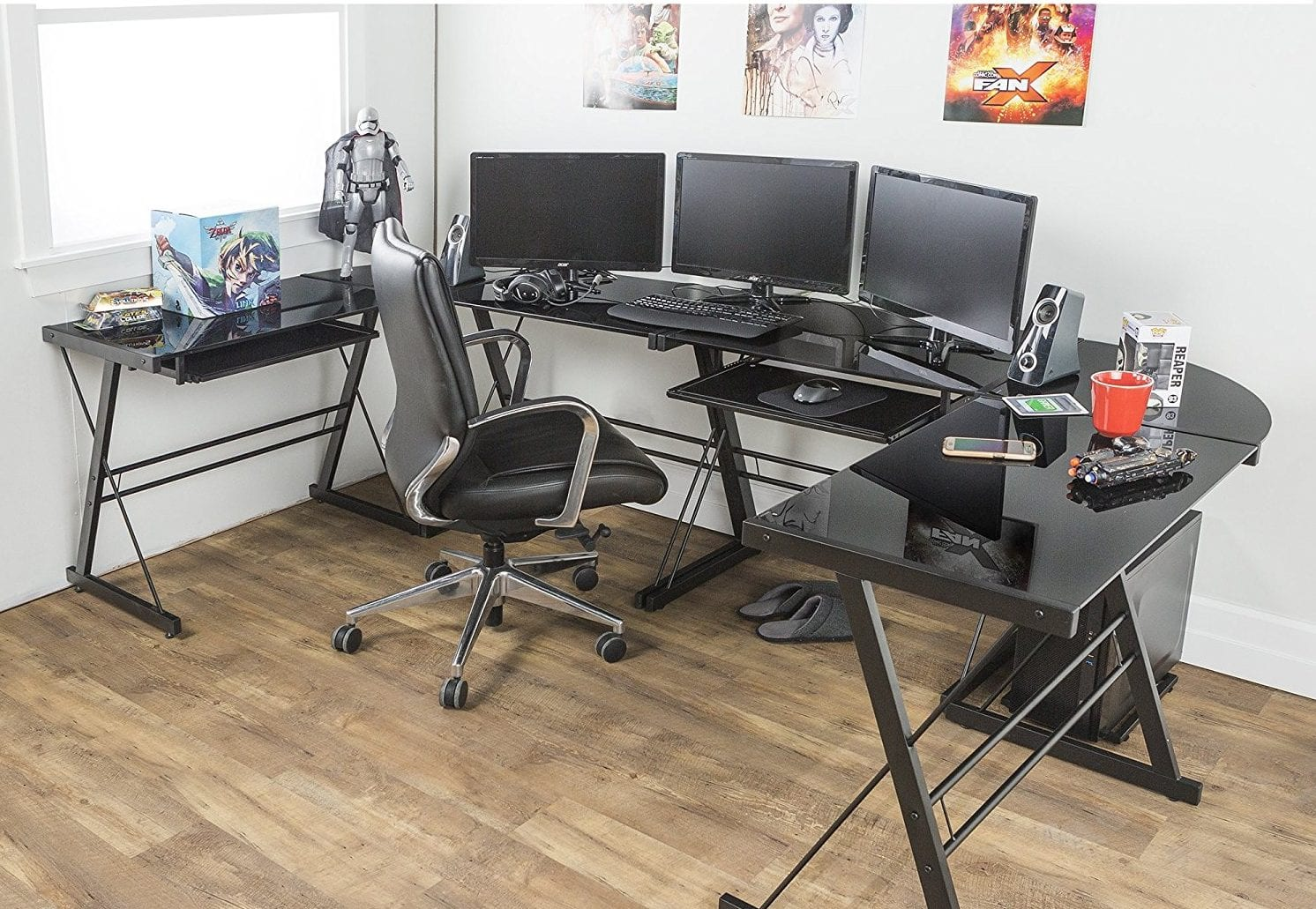 Computer Gaming Desk Top 10 Best Gaming Desks In 2019 Complete Reviews And Guide