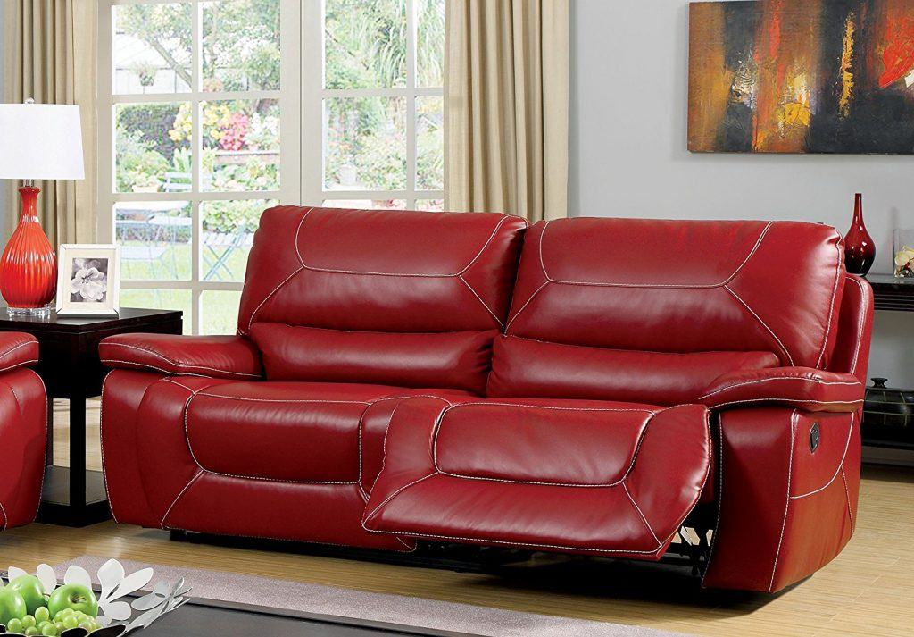 Best Leather Reclining Sofa In 2018 Reviews Buying Guide
