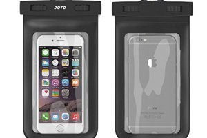 How to Waterproof your Phone with a JOTO Universal Case Bag