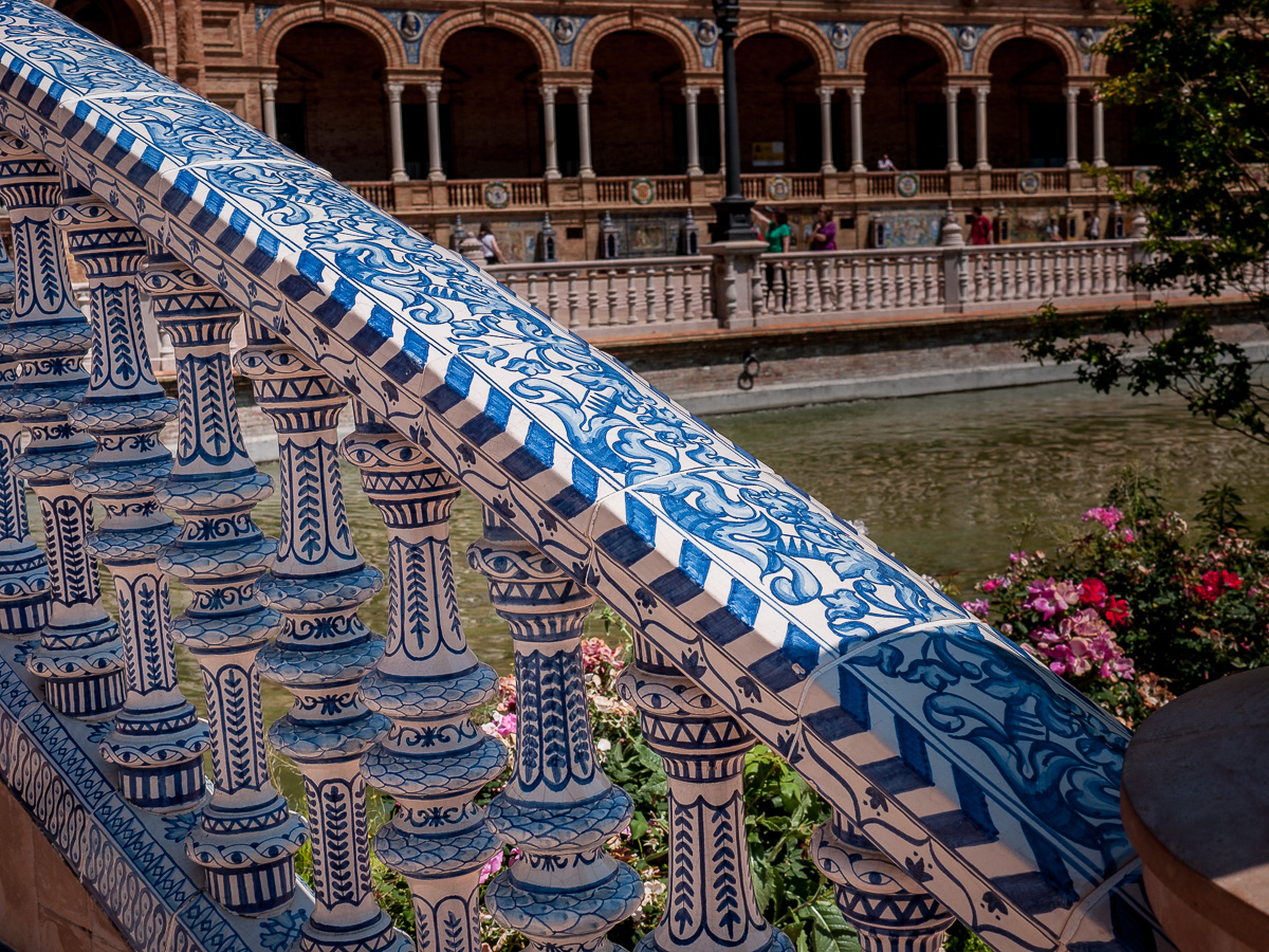 Azulejos Sevilla Plaza De Espana In Sevilla Top Travel Spot