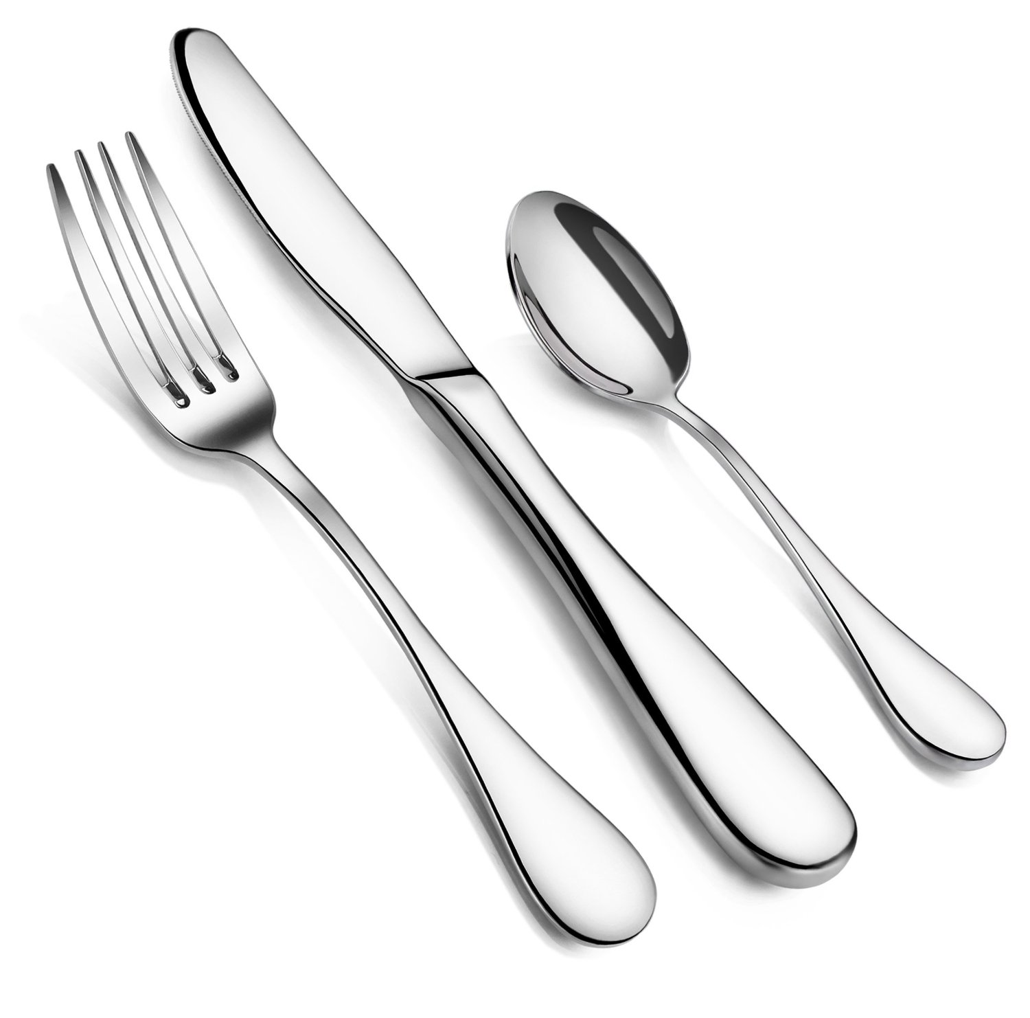 Spoons Forks Knives Set Top 10 Best Silverware Sets 2017 Top Value Reviews