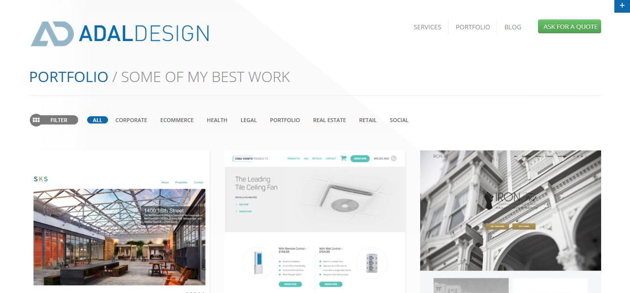 Adal Design Reviews