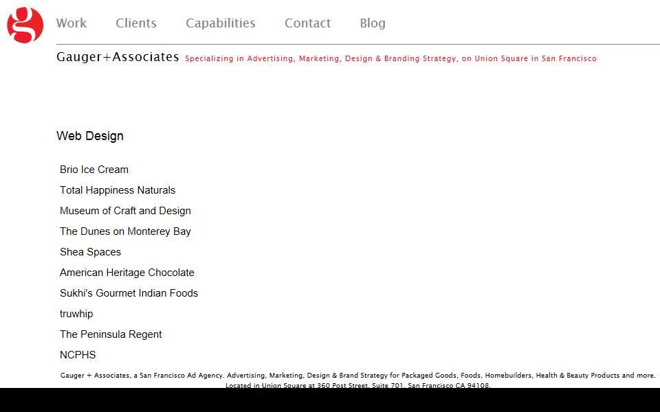 Gauger & Associates Reviews