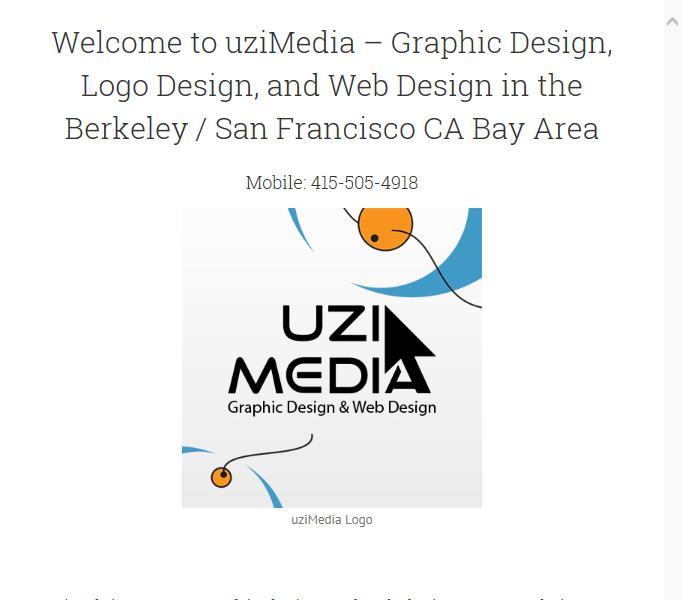 UziMedia Graphic Design & Web Design Reviews