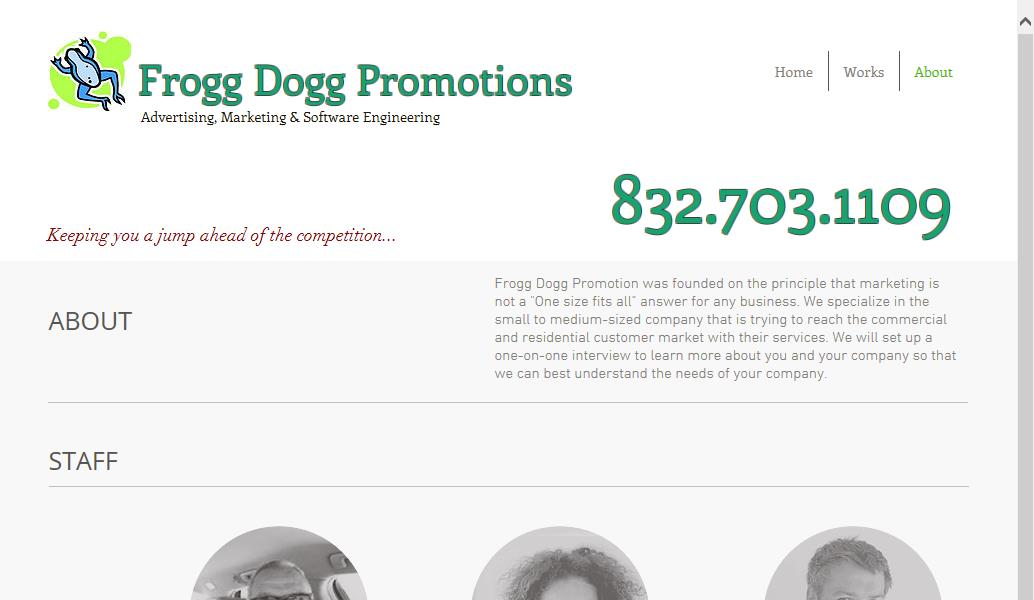 Frogg Dogg Promotions Reviews
