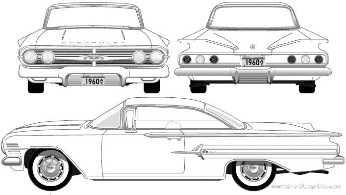 1960s chrysler cars