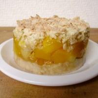 Crumble Pomme-Mangue