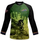 Downhill Jerseys (Long or 3/4 Sleeves)