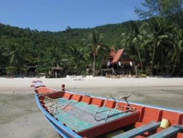 Tajlandia Ko Phangan