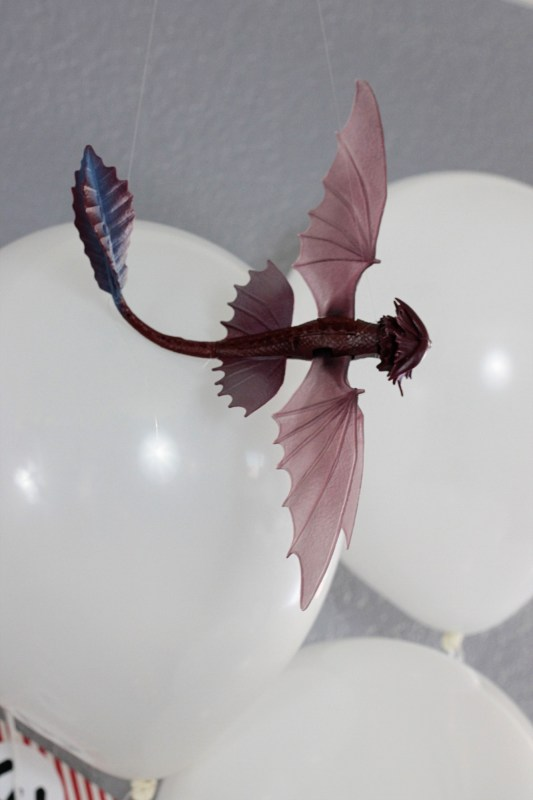 How to Train Your Dragon Party Decorations