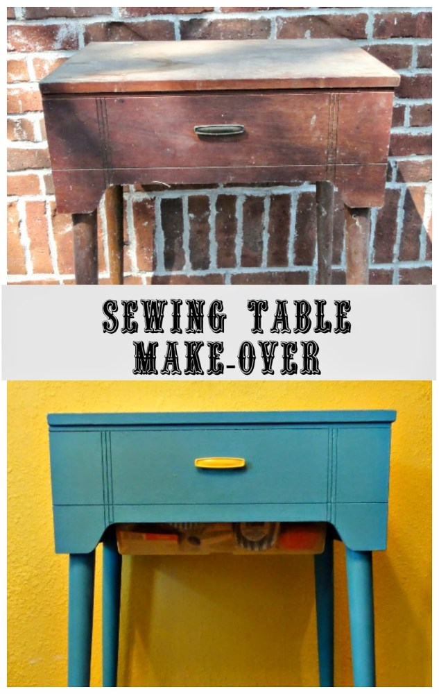 Sewing Table 8