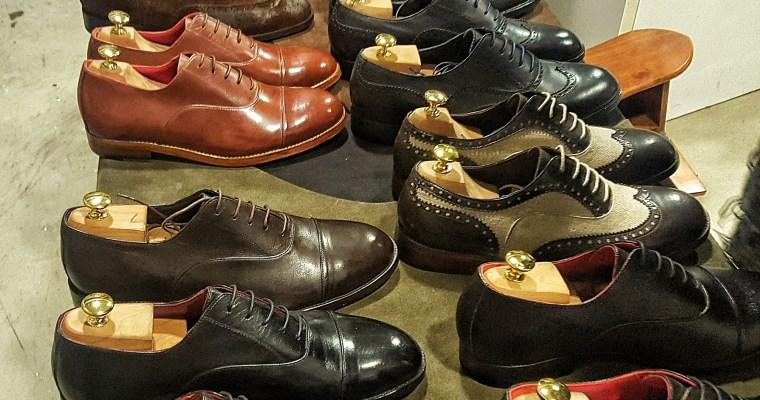 トリノでイタリア靴をオーダーメイド♪ IL CALZOLAIO