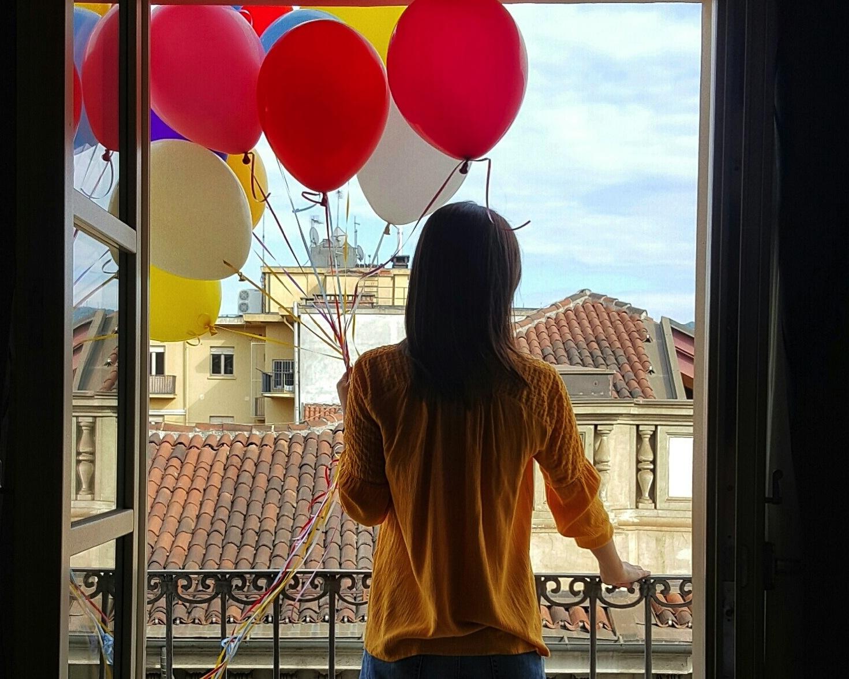 トリノの風船ショップ『Sballoon』バルーンデコレーションで誕生日サプライズはいかが?