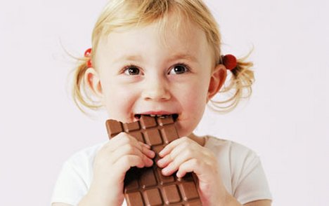 girl-eating-chocolate