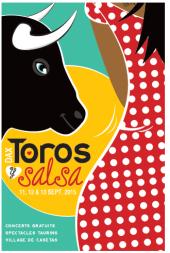 Dax Toros y Salsa 2015
