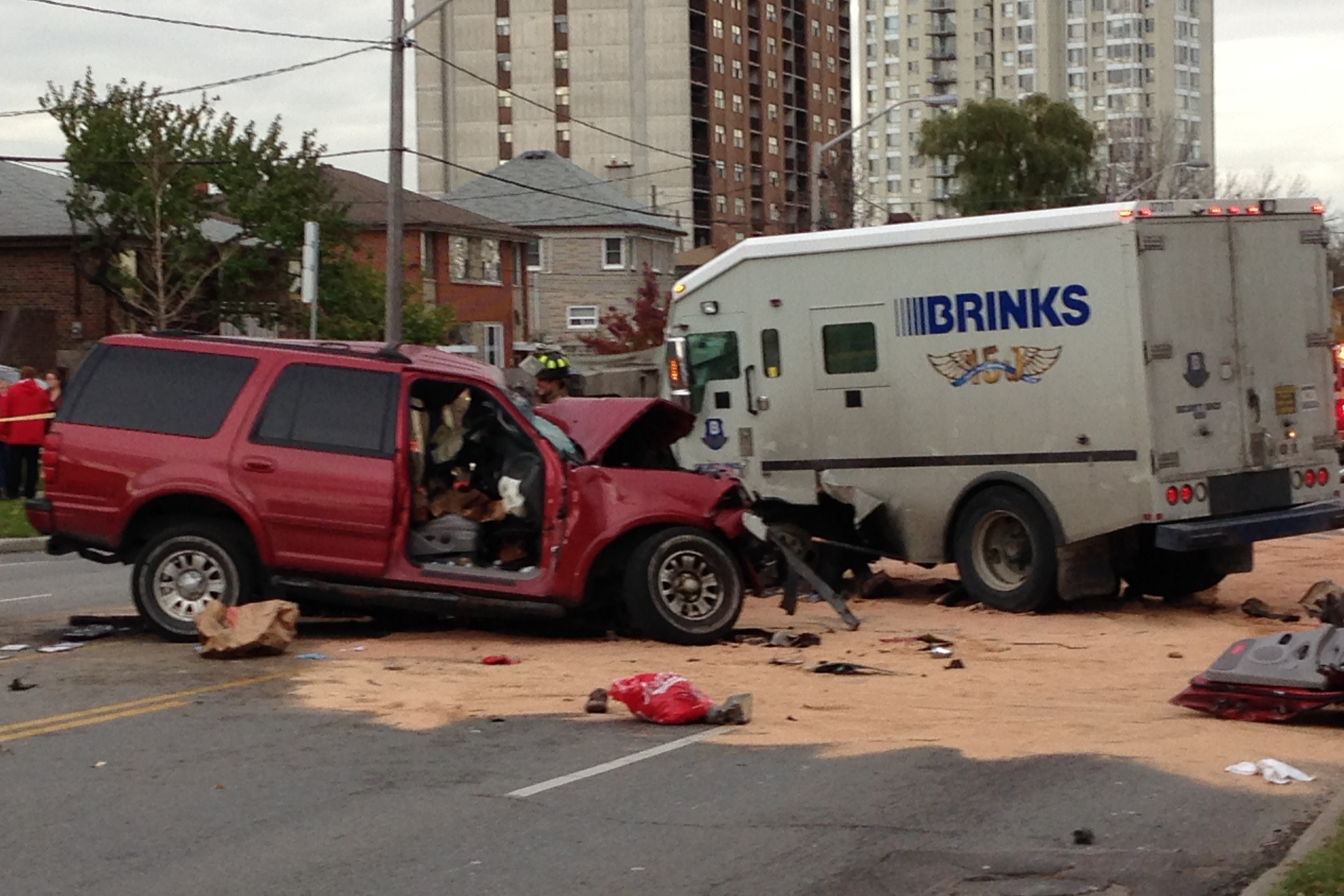 Injured In Accident Man Seriously Injured In West End Crash