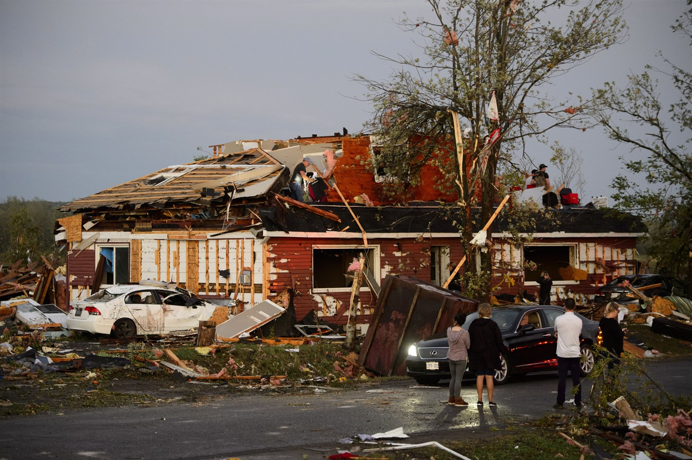 House Builders Ottawa Several Injured As Tornado Tears Through Ottawa And Gatineau Que