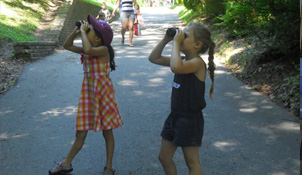 Self-guided Tours for Kids