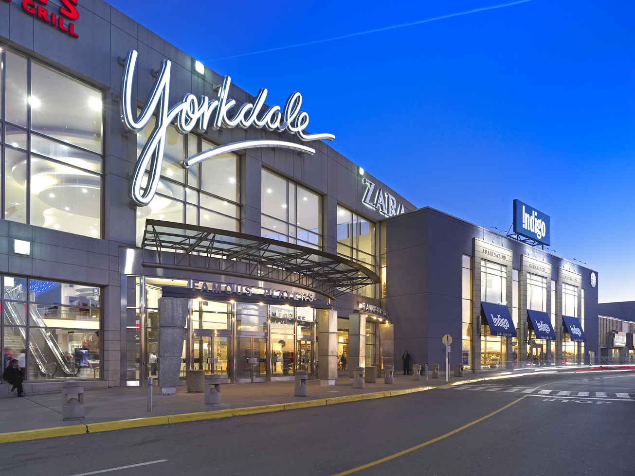 Canadian Stores Yorkdale Mall And Shopping Centre Hours Stores And Reviews