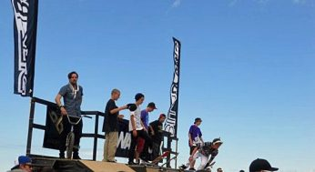 BMXers and skateboarders wow the crowd at Wakestock. The 13th edition of the festival took place at Millenium Park in Collingwood Harbour on Aug. 6, 7, and 8.