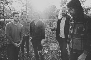Scarborough band The Wooden Sky are, from left, Andrew Kekewich, Andrew Wyatt, Simon Walker, Edwin Huizinga and Gavin Gardiner