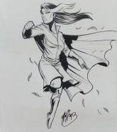 Nelvana fan art by artist Christopher Yao.