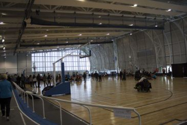 The Abilities Centre in Whitby will continue to be open to the public during the 2015 Parapan Am Games.