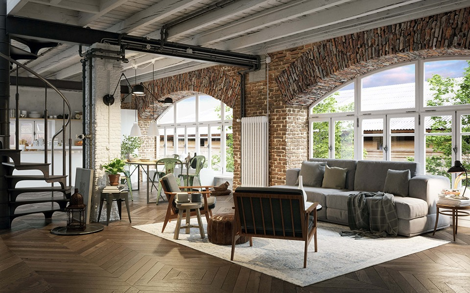 Kit Terrasse Bois Pas Cher 6 Things To Know Before Hunting For An Industrial Loft In