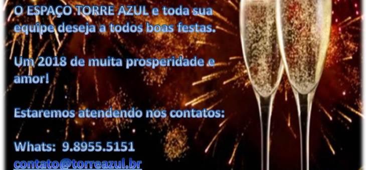 Boas festas !!!