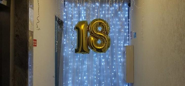 festa de 18 anos !!!