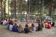 Campamento Infantil Navarredonda de Gredos