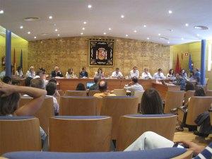 Primer Pleno de la legislatura de Torrelodones