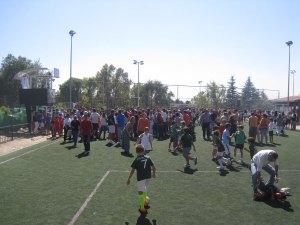 Entrega de Trofeos del Minifútbol de Torrelodones (Campeonato Verano 2011)