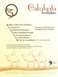 Cabalgata Torrelodones 2012