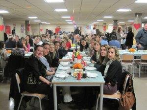 Cena de San Valentín, Colegio San Ignacio de Loyola (Torrelodones)