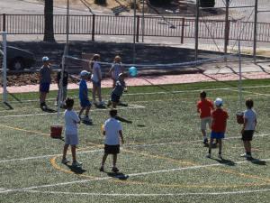 Actividades en verano en el Minifútbol de Torrelodones