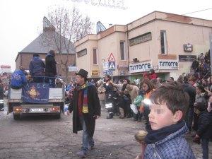 Cabalgata de Reyes, Torrelodones 2014