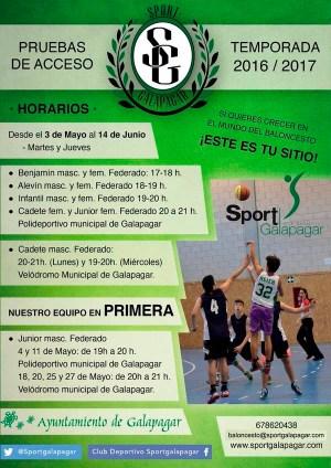 baloncesto-galapagar-2016-2017