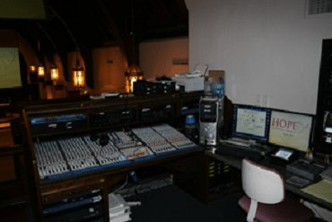 chuch-audio-systems