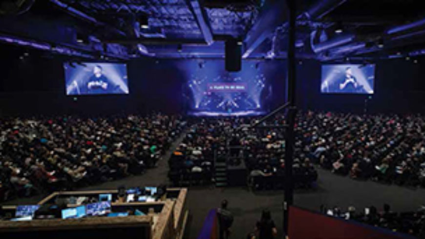 Riverside Church Refreshes Audio With Bose RoomMatch