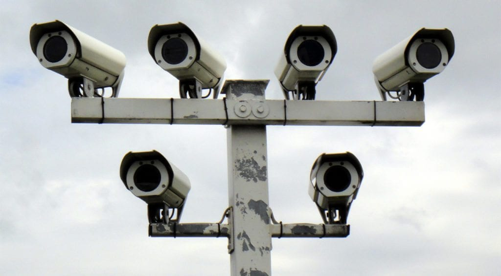100-plus security cameras installed at East High School