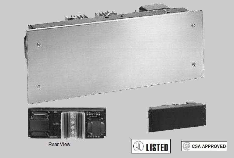 Rauland Communications Dax120 120 Watt Power Amplifier