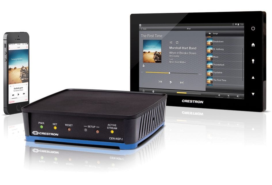 Crestron 174 Cen Nsp 1 Network Stream Player Torrence Sound