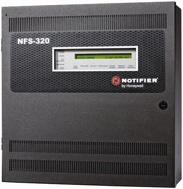 NOTIFIER FIRE ALARM – NFS-320