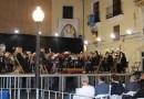 La Banda Sinfónica del Círculo Católico de Torrent realiza un concierto con motivo de la festividad del Corpus Christi